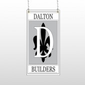 Builder 34 Window Sign