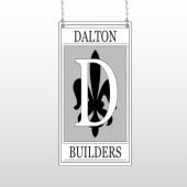 Builder 34 Window Sign